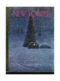 The New Yorker Cover - December 27, 1947 Regular Giclee Print by Garrett Price