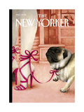The New Yorker Cover - September 27, 2004 Giclee Print by Ana Juan
