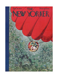 The New Yorker Cover - December 16, 1944 Regular Giclee Print by  Alain