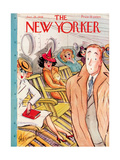 The New Yorker Cover - January 28, 1939 Regular Giclee Print by Barbara Shermund