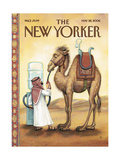 The New Yorker Cover - May 22, 2006 Regular Giclee Print by Anita Kunz