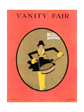 Vanity Fair Cover - August 1918 Regular Giclee Print by Gordon Conway