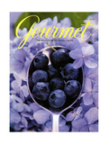 Gourmet Cover - July 2000 Regular Giclee Print by Jim Franco
