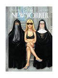 The New Yorker Cover - July 30, 2007 Giclee Print by Anita Kunz
