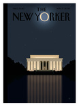 The New Yorker Cover - November 17, 2008 Giclee Print by Bob Staake