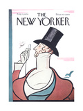The New Yorker Cover - February 25, 1974 Giclee Print by Rea Irvin