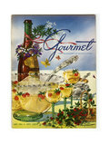 Gourmet Cover - May 1953 Giclee Print by Henry Stahlhut