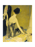 Vogue - May 1923 Giclee Print by Henry R. Sutter