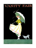 Vanity Fair Cover - April 1915 Regular Giclee Print by Ethel M. Plummer