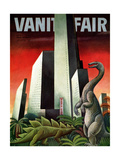Vanity Fair Cover - April 1933 Regular Giclee Print by Miguel Covarrubias