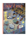 The New Yorker Cover - September 24, 1949 Regular Giclee Print by Tibor Gergely