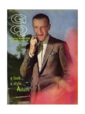 GQ Cover - September 1964 Regular Giclee Print by Chadwick Hall