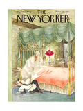 The New Yorker Cover - March 3, 1956 Giclee Print by Mary Petty