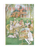 The New Yorker Cover - July 31, 1948 Regular Giclee Print by Mary Petty