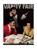 Vanity Fair Cover - July 1934 Regular Giclee Print by Anton Bruehl