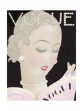 Vogue - September 1926 Regular Giclee Print by Georges Lepape