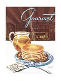 Gourmet Cover - November 1944 Regular Giclee Print by Henry Stahlhut