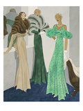 Vogue - November 1932 Giclee Print by Eduardo Garcia Benito
