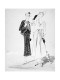 Vogue - May 1935 Giclee Print by René Bouét-Willaumez