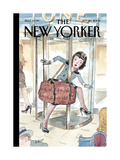 The New Yorker Cover - September 25, 2006 Regular Giclee Print by Barry Blitt