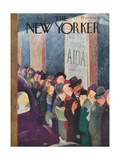 The New Yorker Cover - January 21, 1939 Regular Giclee Print by William Cotton
