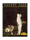 Vanity Fair Cover - July 1920 Regular Giclee Print by William Bolin