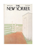 The New Yorker Cover - April 24, 1978 Regular Giclee Print by Gretchen Dow Simpson