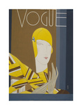 Vogue - October 1928 Regular Giclee Print by Eduardo Garcia Benito
