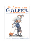 The American Golfer December 2, 1922 Giclee Print by James Montgomery Flagg