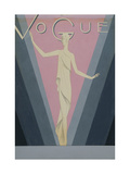 Vogue - April 1928 Giclee Print by Eduardo Garcia Benito