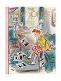 The New Yorker Cover - May 24, 1952 Regular Giclee Print by Leonard Dove