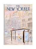 The New Yorker Cover - June 7, 1976 Giclee Print by Charles E. Martin