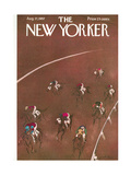 The New Yorker Cover - August 17, 1957 Giclee Print by Garrett Price