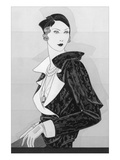 Vogue - September 1930 Regular Giclee Print by Douglas Pollard