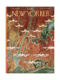 The New Yorker Cover - October 8, 1949 Giclee Print by Reginald Massie
