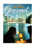 Gourmet Cover - March 2004 Regular Giclee Print by Andrea Fazzari
