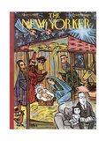 The New Yorker Cover - December 22, 1962 Regular Giclee Print by William Steig