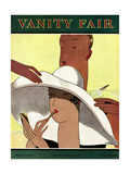 Vanity Fair Cover - June 1929 Giclee Print by Marion Wildman