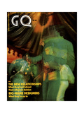 GQ Cover - October 1970 Regular Giclee Print by Mark Patiky