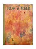 The New Yorker Cover - October 12, 1957 Regular Giclee Print by Roger Duvoisin