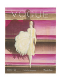 Vogue - October 1925 Giclee Print by William Bolin