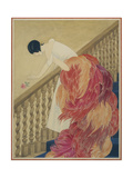 Vogue - November 1924 Regular Giclee Print by George Wolfe Plank