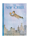 The New Yorker Cover - February 15, 1964 Regular Giclee Print by William Steig