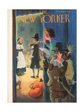 The New Yorker Cover - November 29, 1947 Regular Giclee Print by Garrett Price