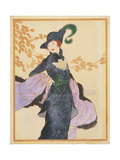 Vogue - November 1912 Regular Giclee Print by Helen Dryden