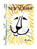 The New Yorker Cover - March 30, 1963 Regular Giclee Print von Abe Birnbaum