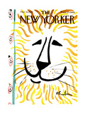 The New Yorker Cover - March 30, 1963 Regular Giclee Print by Abe Birnbaum
