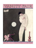 Vanity Fair Cover - April 1927 Giclee Print by Georges Lepape
