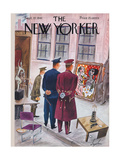 The New Yorker Cover - September 27, 1941 Regular Giclee Print by Constantin Alajalov