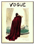 "Vogue Cover - September 1935 Giclee Print by Carl ""Eric"" Erickson"